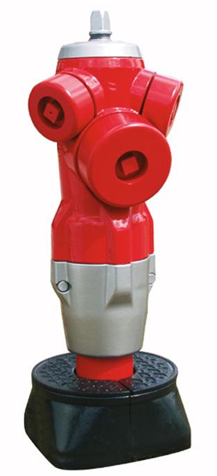 Pillar fire hydrants Atlas Plus - Saint-Gobain PAM
