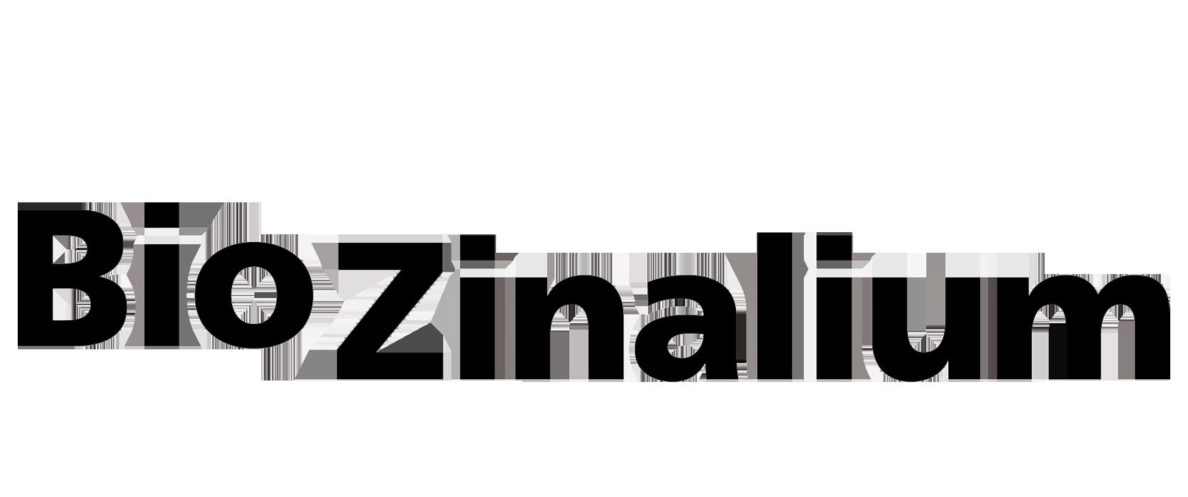 Logo de la gamme Biozinalium