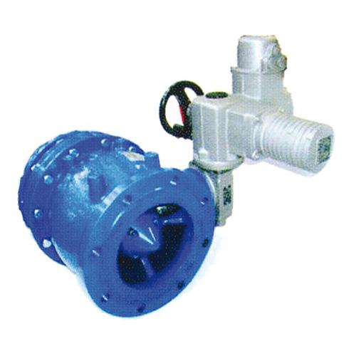 needle valve, electric actuator