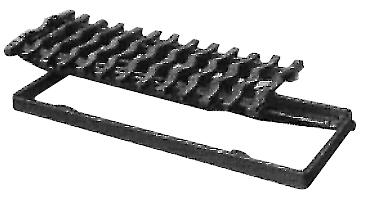 AT Grating- Flat grating with C250 frame