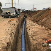 NATURAL Ductile iron Pipe