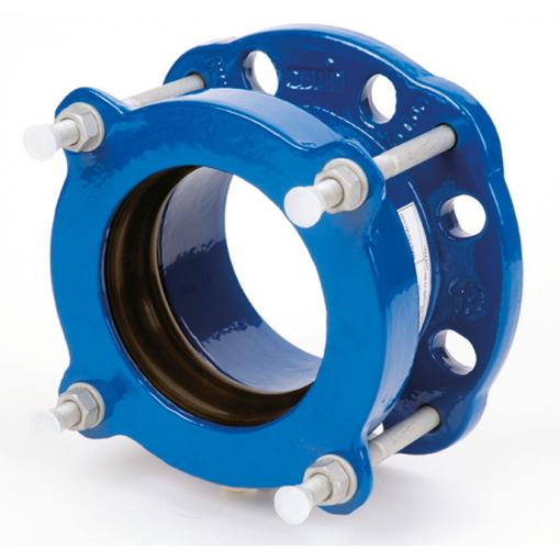 Broad tolerance flange adaptor - UltraQUICK