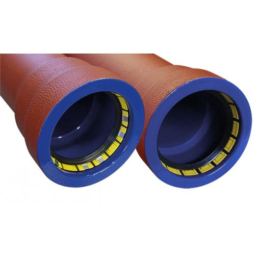 socket pipe, anchored pipe