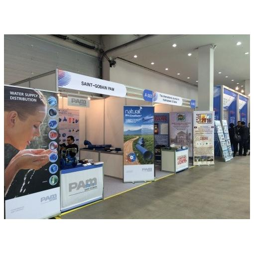 south korea water event, pipe solutions southeast asia