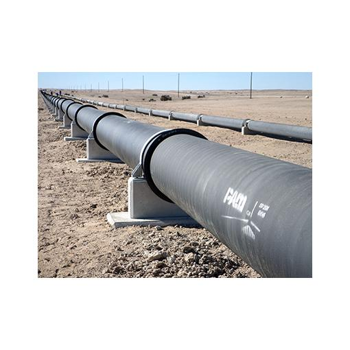 Ductile iron pipe endurance