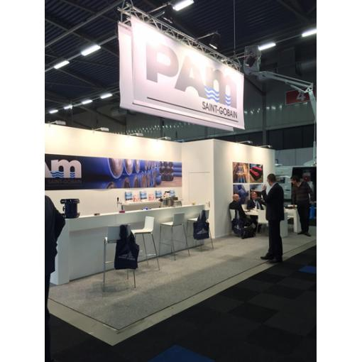 Infratech_2017_in_Rotterdam_Saint-Gobain_PAM