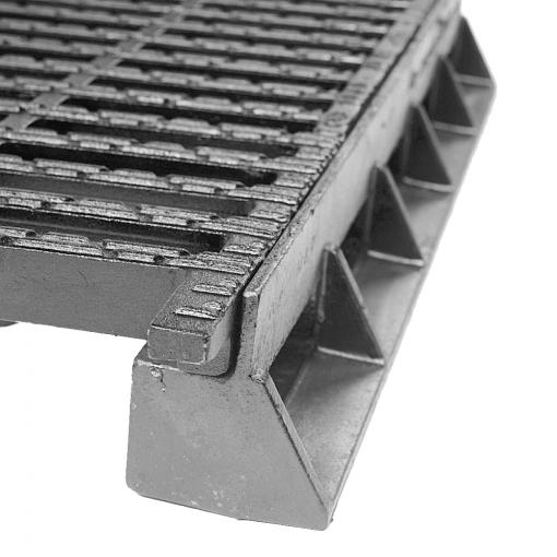 Cast iron T section frame for AUTOLINEA and TRANSLINEA