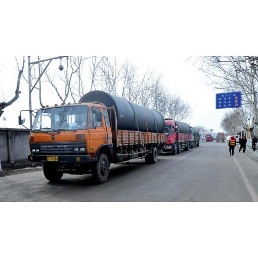 logistic support, drinking water project in china
