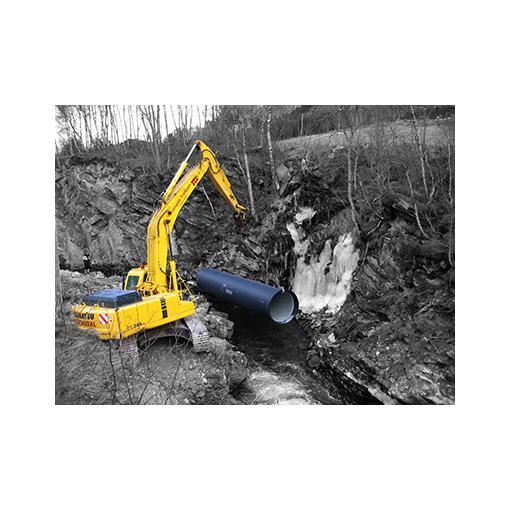 Ductile iron pipe site constraints