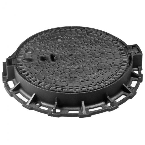 PAMREX ® 600 manhole cover - Operation