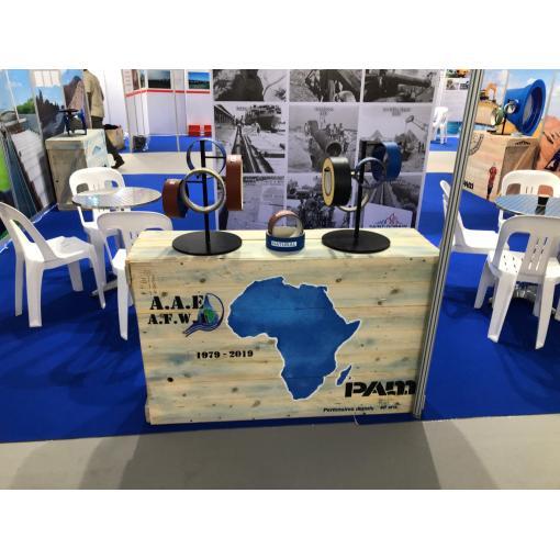 20th International Congress of the African Water Association - Kampala - Uganda -