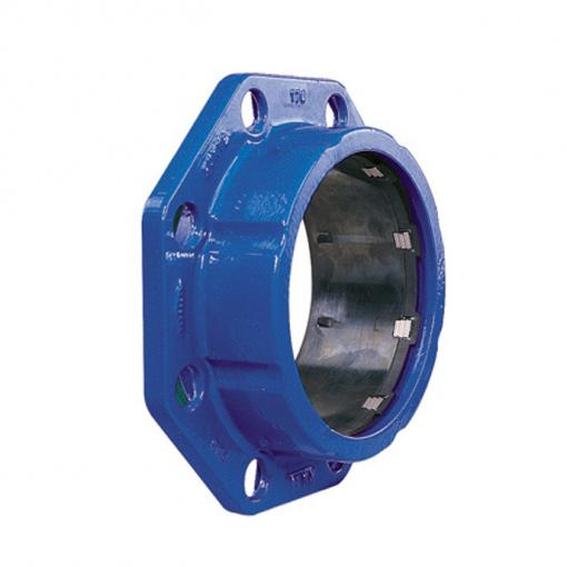 Quick GS - Anchored flange adaptor for cast iron pipe