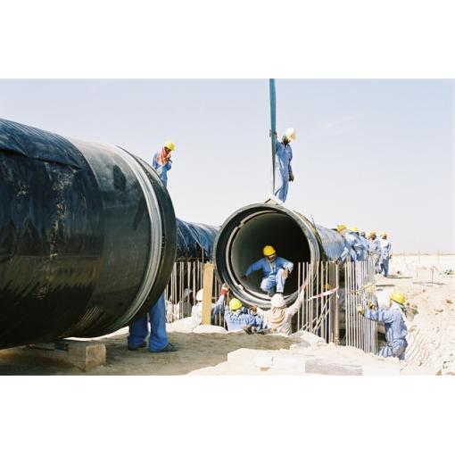 saint gobain pam middle east ductile iron pipe