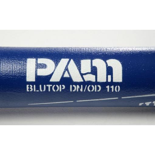 Blutop pipe marking