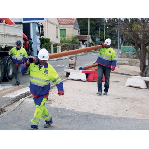 ductile iron pipe, easy laying