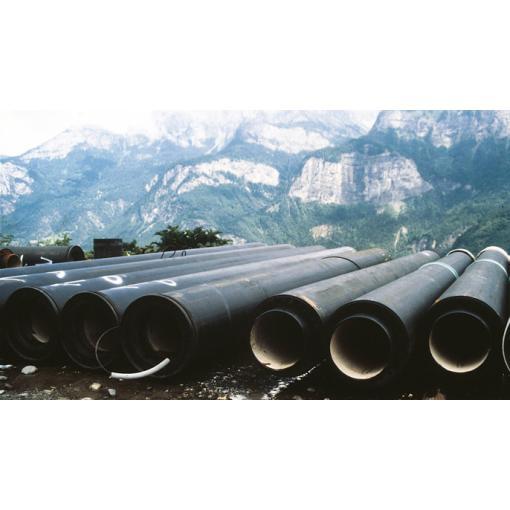 ISOPAM - pipeline - pre-insulated