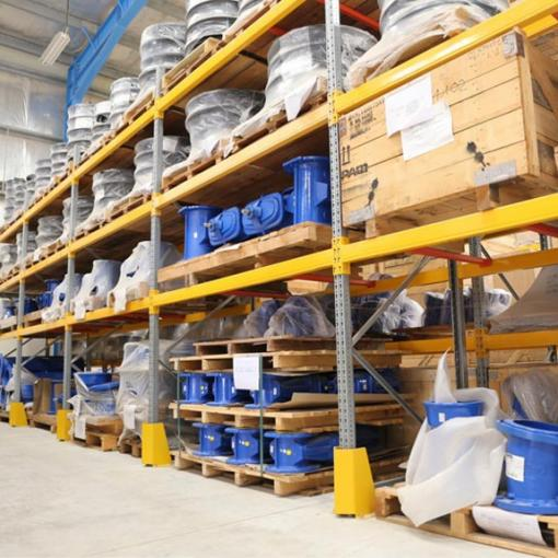 saint gobain pam middle east warehouse
