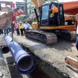 drinking water system, panama city, juan carlos varela