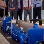 regulating valve chamber