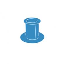 Bouche à clé - robinetterie - voirie -  fonte ductile - réseau d'eau - Saint-Gobain PAM