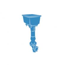 Bouche incendie - fonte ductile - réseau d'eau - Saint-Gobain PAM