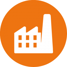 Fabrication & Qualité - Icône