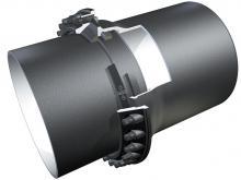 Joint automatique verrouillée STANDARD Ve - déviation angulaire des canalisations en fonte ductile PAM