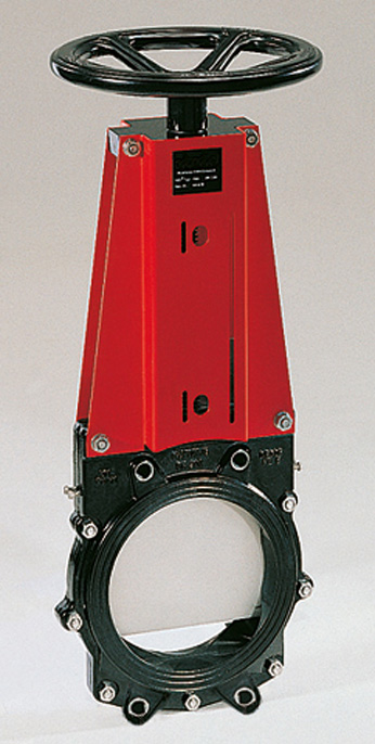 Knife gate valve - sewerage - Saint-Gobain PAM - water