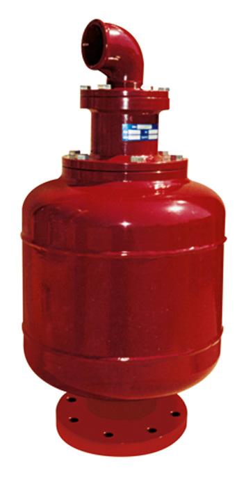Air valves - Saint-Gobain PAM - water - sewage