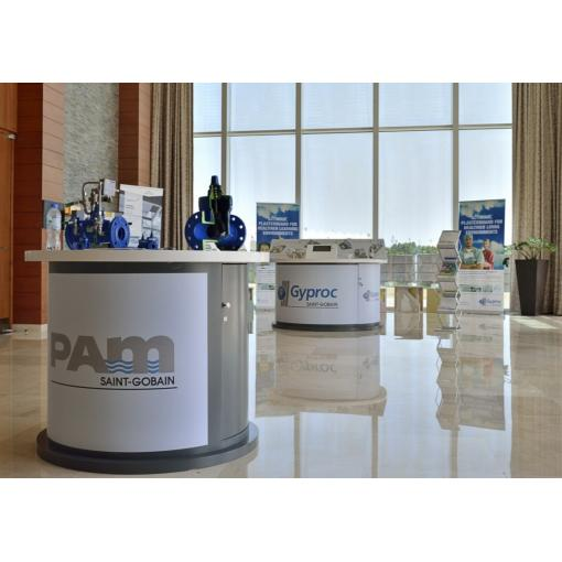 Product presentation middle east even saint gobain