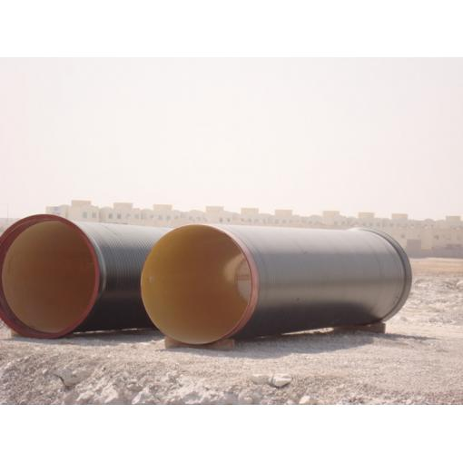 pipes for aggressive soils, corrosive water